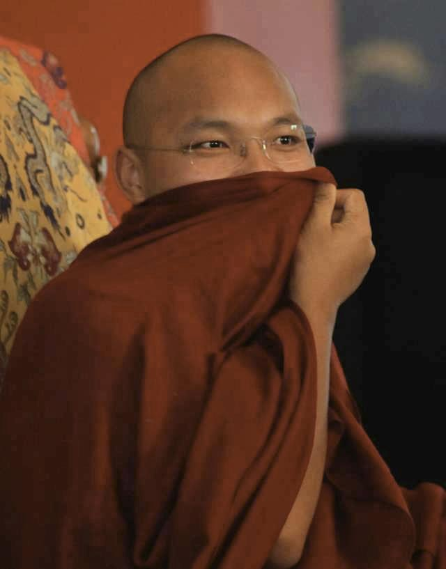 His Holiness The Seventeenth Gyalwa Karmapa