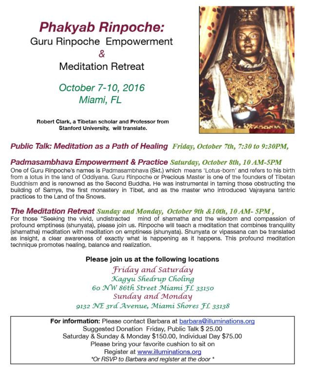PR Guru Rinpoche 2016
